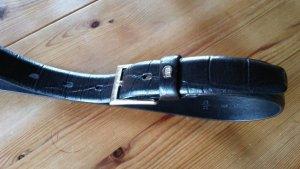 Original Aigner Leder Gürtel