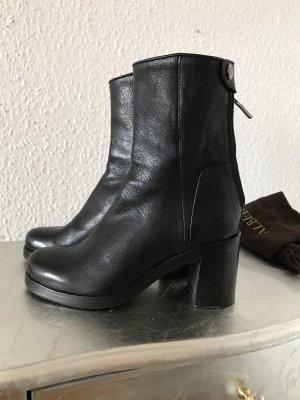 Original ALBERTO FRASCIANI moma ndc Stiefeletten Stiefel wNeu schwarz 38 NP790€ Boots