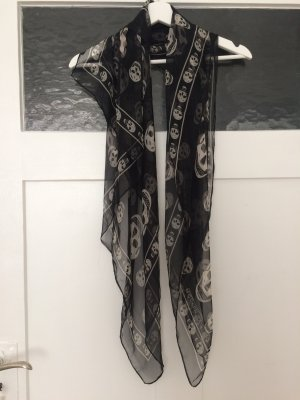 Alexander McQueen Silk Cloth multicolored silk