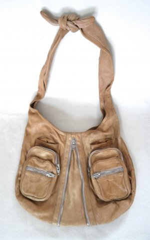 Original Alexander Wang Donna Hobo Tasche in beige