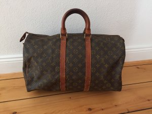 Original alte Louis Vuitton Vintage Keepall 45