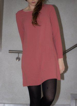 Original American Apparel Kleid in Lachsfarben Gr. S für Weihnachten/Silvester