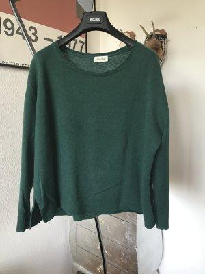 Original American Vintage Pullover grün Wolle Cashmere Oversize wNeu Gr.M