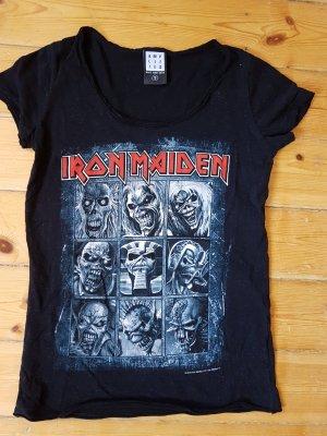 original Amplified Iron Maiden Shirt