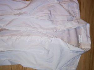 Original Anne Fontaine (France) Bluse mit Röschen-Knöpfen