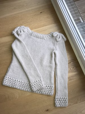 Antonia Zander Knitwear light grey