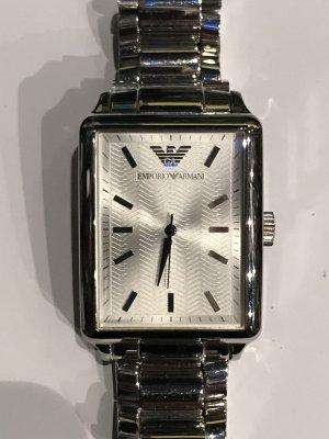 Armani Watch silver-colored