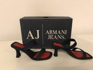 Original Armani Sandale neu