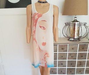 original Armani Seiden Kleid