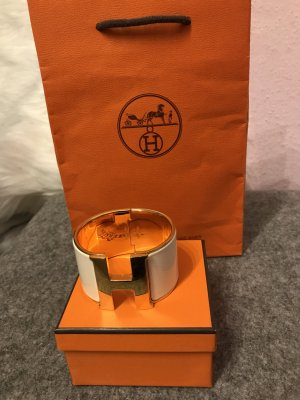 Original Armband Hermes in weiss