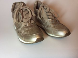 Original ASH High Sneakers Limited Edition. Gold Gr. 37