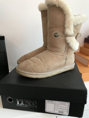 Australia Luxe Collective High Boots oatmeal