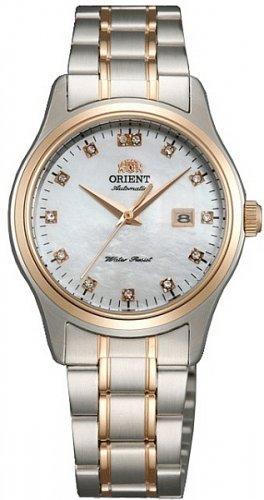 Self-Winding Watch cream stainless steel