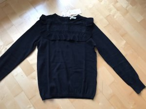 Original ba&sh bash Pullover Vesper schwarz Gr. 3/S *neu mit Etikett*