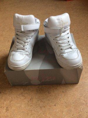 Original Baby-Phat Sneaker in weiß