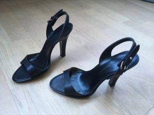 Balenciaga Sandalo con cinturino nero