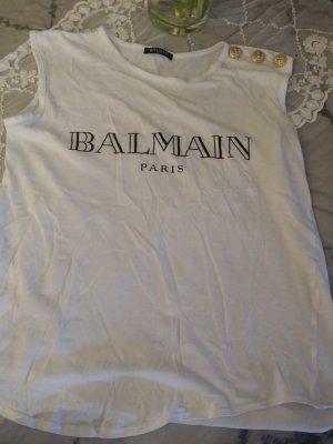 Original Balmain Tshirt Top kein H&M