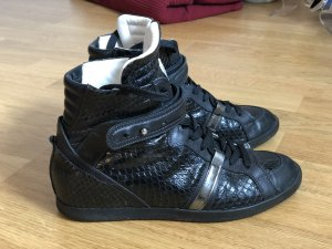 Barbara Bui Wedge sneaker zwart