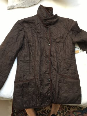 Barbour Piumino marrone scuro