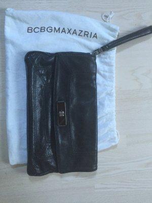 Original BCBG Maxazria Clutch aus Leder
