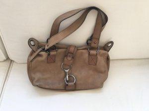 Original Belmondo Handtasche in beige / taupe