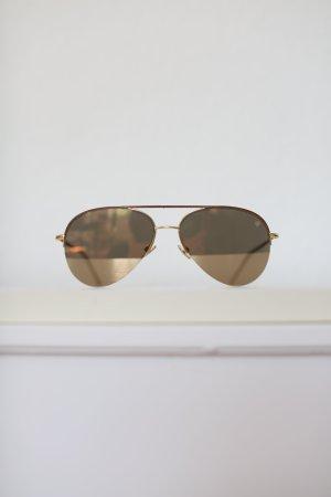 Belstaff Pilotenbril zandig bruin