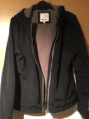 Original Bench Softshell Jacke Damen Schwarz