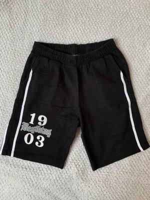 Sport Shorts black-white