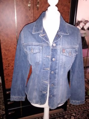 Big Star Denim Blazer steel blue
