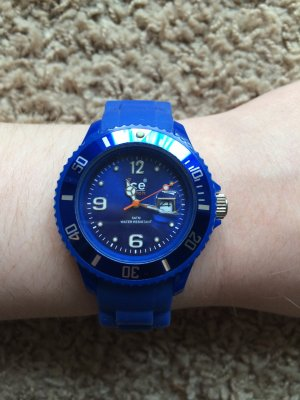 Original blaue Ice Watch