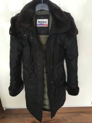 Original Blauer Jacke in Größe S gebraucht kaufen  Wird an jeden Ort in Deutschland