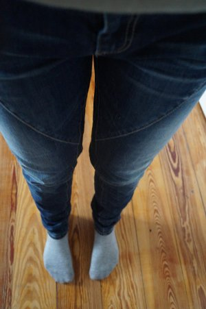Original Blue Fire Jeans W29 L34 Skinny