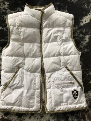 Bogner Down Vest natural white-ocher