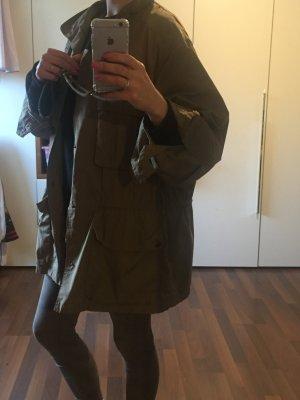Bogner Oversized Jacket ocher