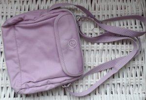 original BOGNER Tasche Crossover lila nur 2 x getragen