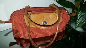 Original Bogner Tasche Textil und Leder