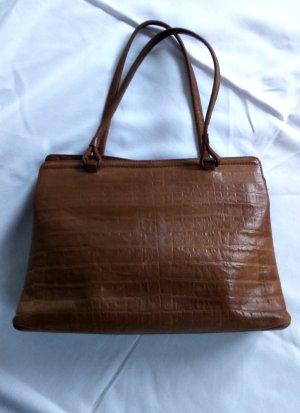 Original Boscha Vintage Leder Tasche