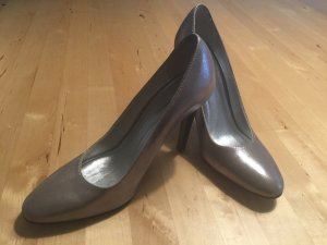 Original Boss Schuhe Pumps Silver Boss Orange 38 neu