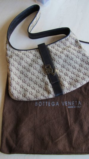 Original BOTTEGA VENETA Tasche / BV Monogram Signature Stoff