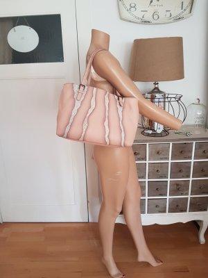 Bottega Veneta Borsa shopper rosa pallido