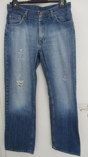 Original boyfriend destroyed look von Hero by Wrangler. Gösse 38/40