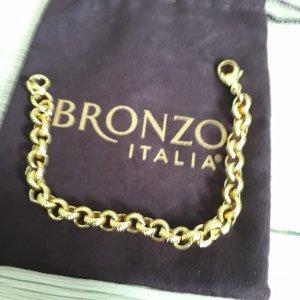 Bracelet gold-colored metal