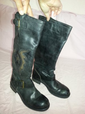 Original Bullboxer Stiefel Boots Gr. 38 neuwertig
