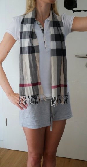 Burberry Summer Scarf cream-nude