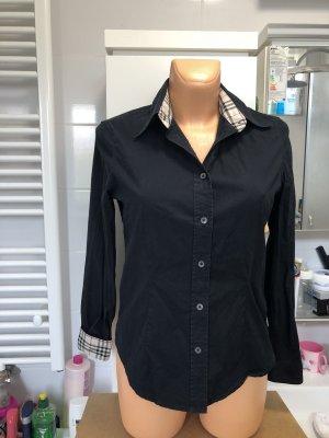 Burberry Long Sleeve Blouse black