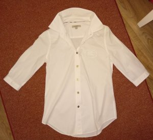 Burberry Oversized blouse wit