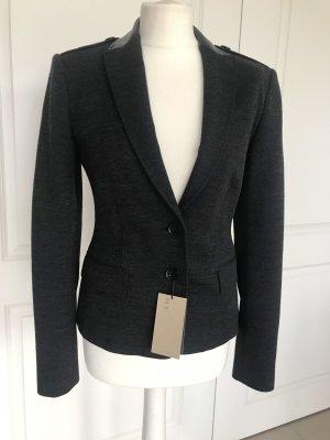 Burberry Brit Wool Blazer black-anthracite