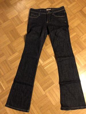Original Burberry Brit Jeans darkblue Bootcut Gr W27