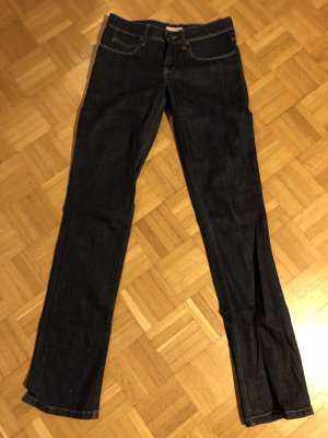Original Burberry Brit Jeans darkblue Straight Leg W26/34 wie neu
