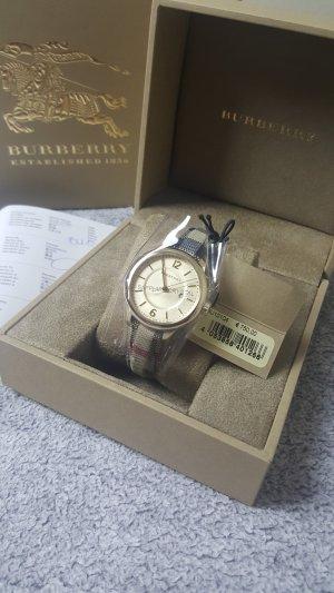 Original Burberry Damen Uhr BU10104 Echtleder   UVP-750€ Neu mit Etikett & Co